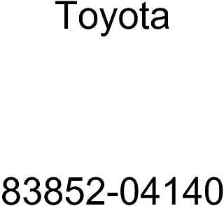 Toyota 33482-59025 Speedometer