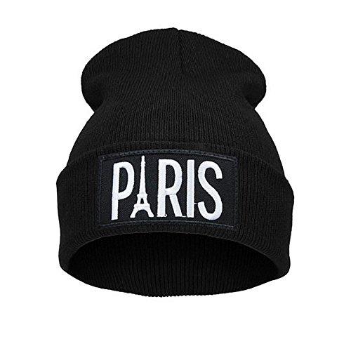 Beanie Hat Bonnet Fashion Jersay Oversize Bad Hair Day Bastard Diamond Swag Paris