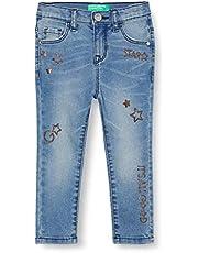 United Colors of Benetton Jeans Pantalones para Bebés
