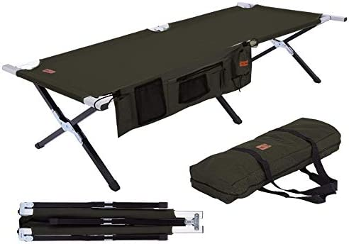 Top 10 Best military bed Reviews