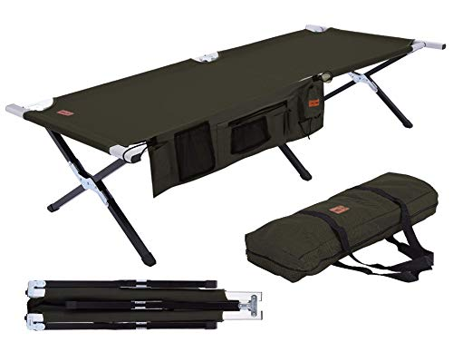 Tough Outdoors Camp Cot. XL