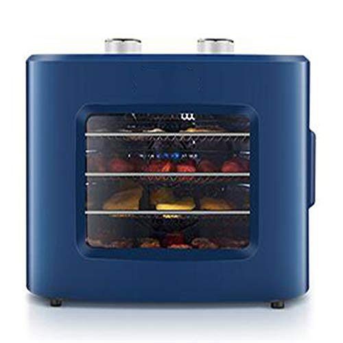 Read About DQM Premium Countertop Food Dehydrator, Portable Electric Fruit Dehydrator Machine.Fresh,...