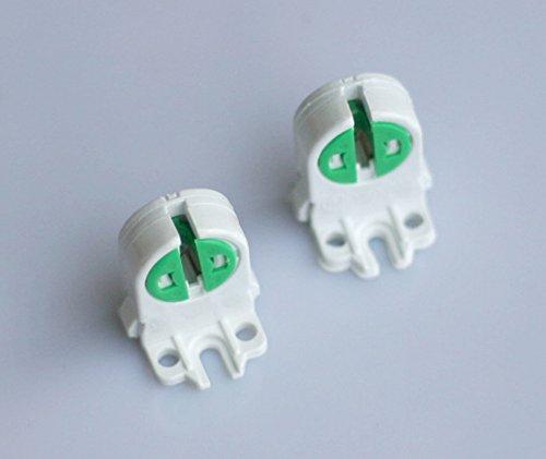2x G5 Fassung Leuchtstofflampe,Halterung T5 Lampe 60W 100V-240V