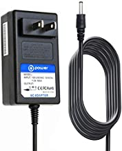 T-Power (6.6 ft Long Cable) Compatible with 15v B&W Bowers & Wilkins T7 t-7 Portable Bluetooth Speaker Replacement Ac Dc Adapter Switching Power Supply Cord Charger
