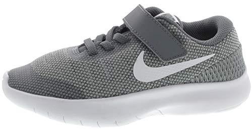 Nike Flex Experience RN 7 (PSV), Zapatillas de Running Niño, Gris (Wolf Grey/White/Cool Grey 003), 30.5 EU