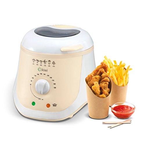 Kiwi 953 kdf5502 friteuse, 950 W, 1 l