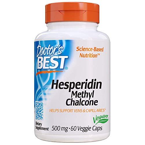 Best Hesperidin Methyl Chalcone, 500mg - 60 vcaps