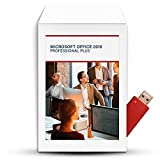 Office 2016 Pro Professional Plus ink. USB-Stick, Key, Aktivierungsschlüssel, Produktschlüssel, Anleitung von Avamboo …