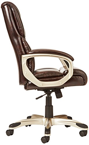 Amazon Basics High-Back Executive Office Chair Review