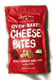 Trader Joe's Oven Baked Cheese Bites with Tomato and Chili Gluten Free (2 PACK)