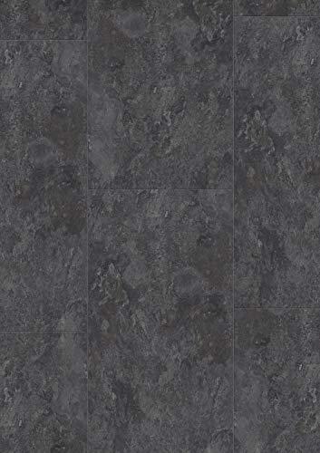 Senso Natural 0397 Night Slate (30,5 x 60,9 cm) Vinyl-Designbelag selbstklebend Fliese/Keramik, Stein/Naturstein Vinyl-Laminat