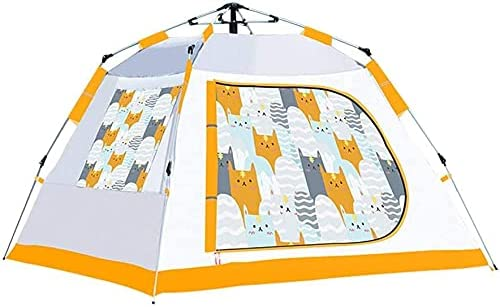 Furren Pop Up Tent Beach Max 79% OFF Spring new work one after another Family Tents Automatic Camping