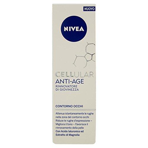 NIVEA Cellular Anti-Âge Yeux 15 Ml. 82387 Soins Du Visage