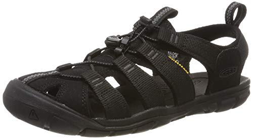 Keen Womens 1020662 outdoor sandals, Schwarz, 36 EU