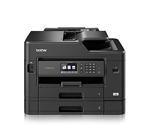 Brother MFC-J5730DW Colour Inkjet Printer - All-in-One, Wireless/USB...