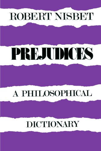 Image of Prejudices: A Philosophical Dictionary