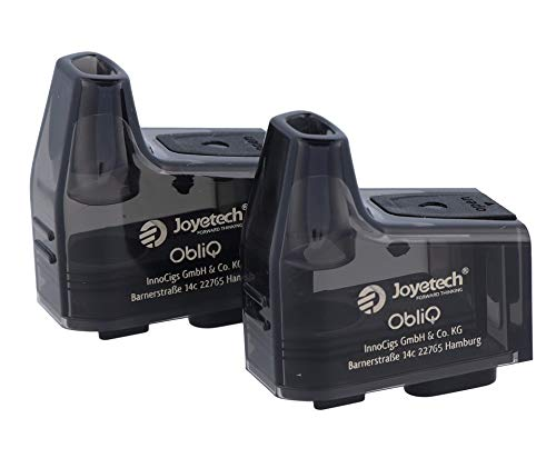 Joyetech ObliQ EZ Cartridge 3,5ml (2 Stück pro Packung) - Pod-System