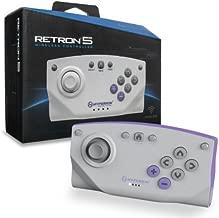 Hyperkin RetroN 5 Bluetooth Wireless Controller (Gray)
