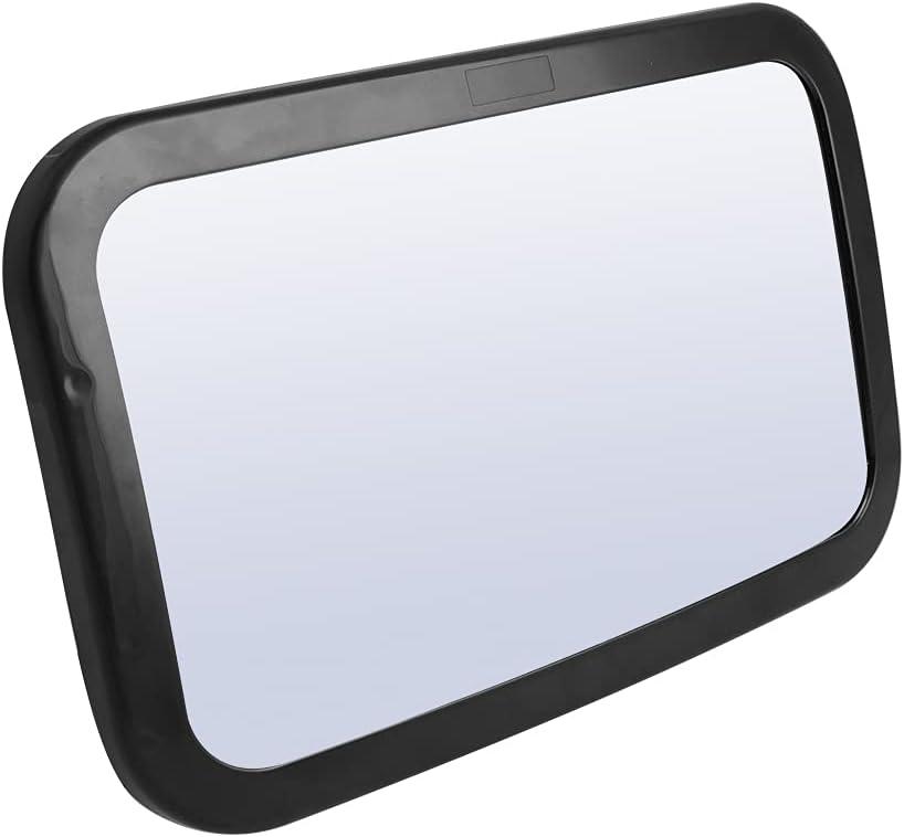Adjustable Large Baby Mirror Rear Car Seat Mirror Baby Safety Monitor Mirror