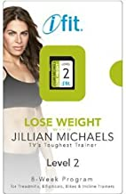 iFit Jillian Michaels Lose Weight SD Card - Level 2