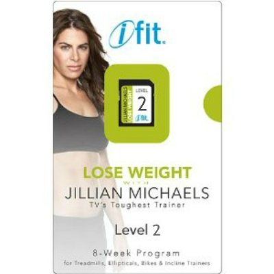Price comparison product image iFit Jillian Michaels Lose Weight SD Card - Level 2