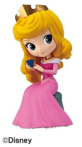 Banpresto. Sleeping Beauty Figure Princess Aurora Figure Princesa Aurora Q Posket Disney Character Qposket Perfumagic Disney