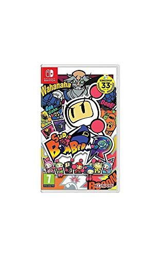 Super Bomberman R NSW