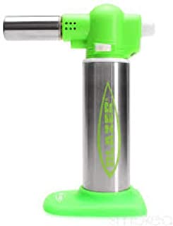 Blazer Big Buddy Torch - Stainless Steel Green