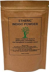 Indigo Leaves Powder ~ grey beard treatment