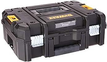 DEWALT Organizador TSTAK No. 2 com Fecho Metálico 13 Pol. DWST17807