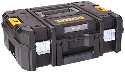 DEWALT Tool Box, TSTAK II, Flat Top (DWST17807)