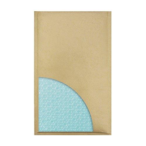 緩衝材 プチプチ 川上産業 あんしん封筒 セフティライトB6版本 茶色