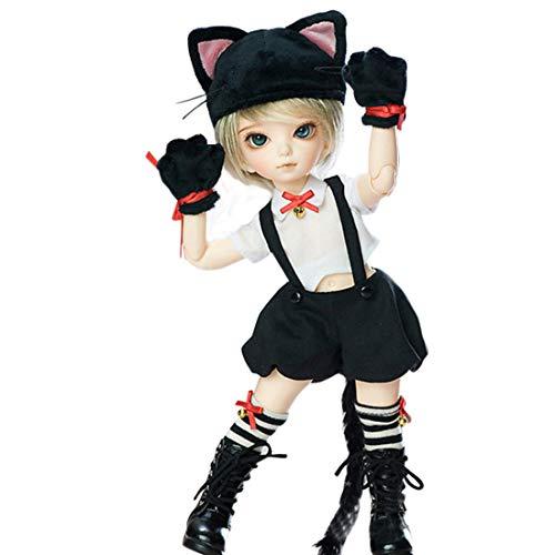 DUS Bambola BJD Doll 1/6 Bambole Flessibile Ball Jointed Doll Bambola con Snodo Sferico