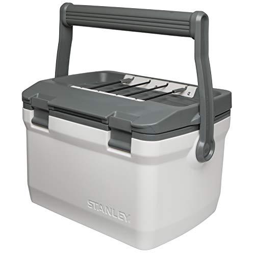 STANLEY スタンレー STANLEY スタンレー クーラーボックス 6.6L ホワイト 01622-031 日本正規品