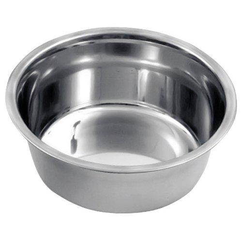 Kerbl Fressnapf aus Edelstahl für Hund u. Katze, 900 ml