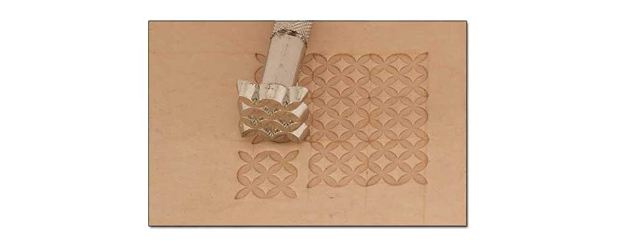Tandy Leather K136 Craftool? Stamp 66136-00