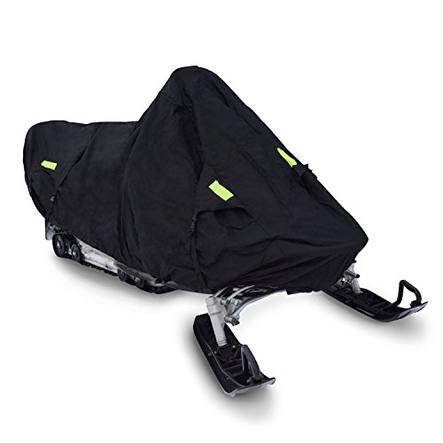 """Budge SM-7 Sportsman Snowmobile Cover, Trailerable, Fits up to 130"""""""