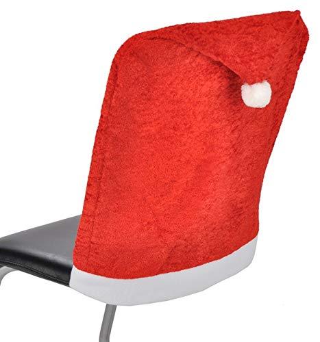 Benelando® Stuhlhusse aus Samt (6)
