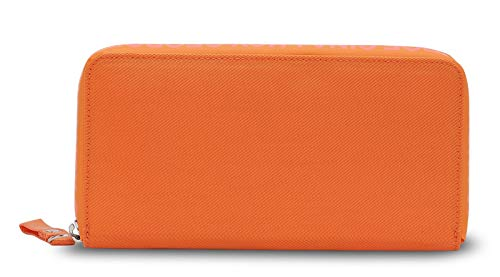 George Gina & Lucy Nylon Roots Wallets Big Cash Pumpkin