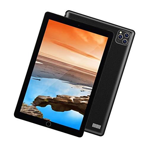 P20 Tablet 10 Pulgadas Full HD Phablet 6G + 128GB Tarjetas SIM Dobles Procesador de Cuatro Núcleos WI-FI,GPS,Bluetooth
