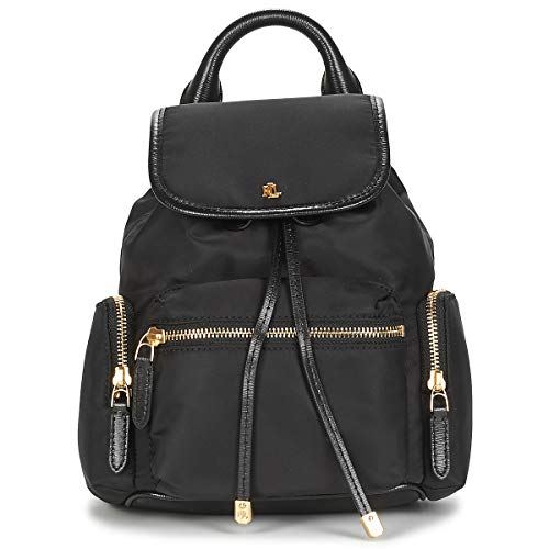 Lauren Ralph Lauren Keely Bckpck Rucksacks Women Black - One Size - Rucksacks Bag