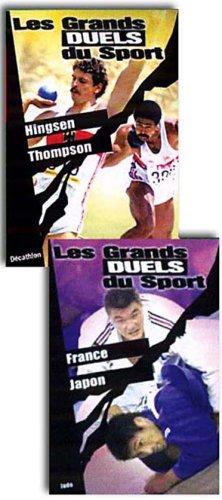 Les Grands duels du sport - Décathlon - Hingsen / Thompson + Judo - France / Japon [Francia] [DVD]