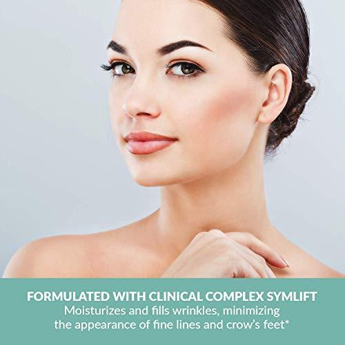 41pdhQnTmWL - Pure Biology Premium Total Eye Cream Serum - Anti Aging Vitamin C, E & Hyaluronic Acid Reduce Dark Circles, Puffiness, Under Eye Bags, Wrinkles & Fine Lines for Men & Women (0.5 oz)