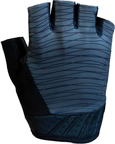 Roeckl Delta Damen Fahrrad Handschuhe kurz schwarz 2020: Größe: 8