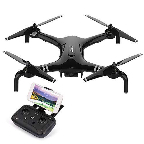 ZMH 1080P FPV RC Drone, JJRC JJR/C x7 Smart helicóptero Doble GPS 5G WiFi RTF Gimbal Quadcopter HD FPV Vuelo aéreo fotografía Drone
