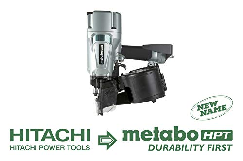 Coil Framing Nailer with Tool-less Depth Adjustment