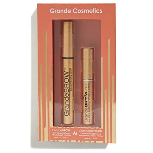 Grande Cosmetics Brow Wow Set