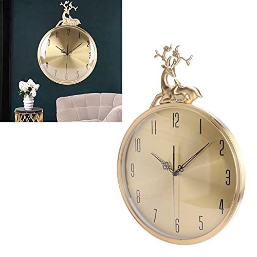Surebuy Decoración del hogar, Reloj de péndulo de decoración única para la Oficina de la Sala de Estar de la casa
