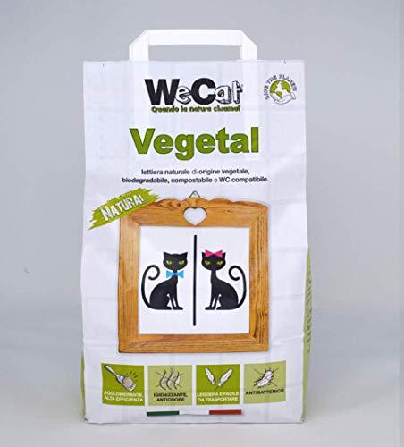 Lettiere Vegetali Assortite + Omaggio NutriBag (WeCat)