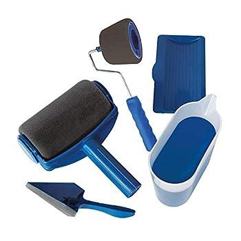 Renovator Paint Runner Pro Professional Roller Blue Universal 5PCS